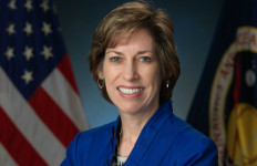 Ellen Ochoa. Photo courtesy of NASA