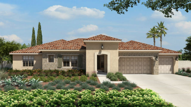 Pardee Opening 37-Home Development In Rural Bonsall - Times Of San