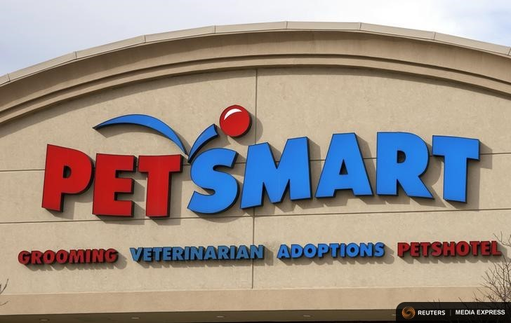 The Petsmart store in Westminster, Colo.. Photo nby Rick Wilking/Reuters