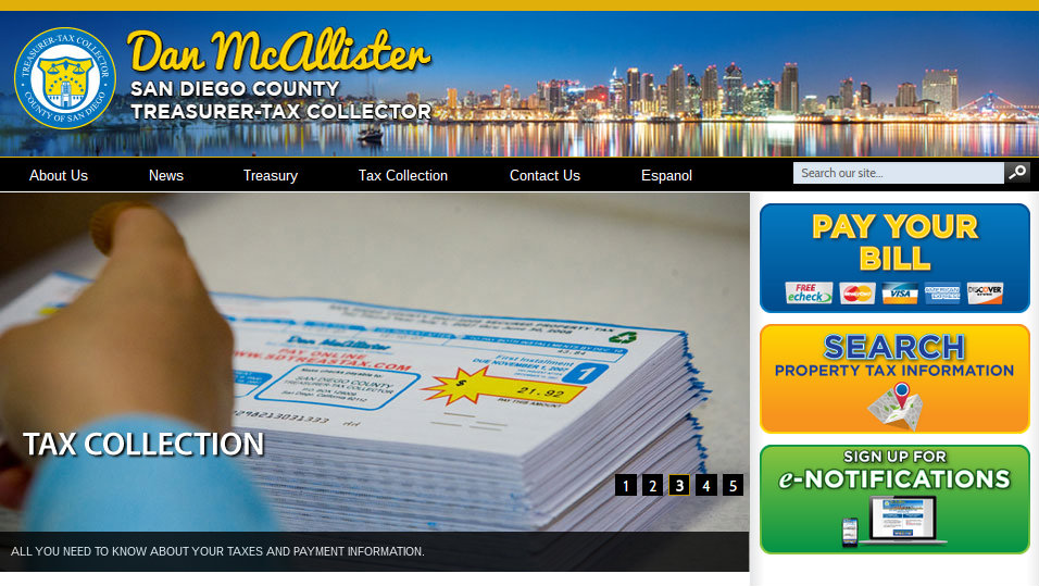 San Diego Tax Assessor Property Search