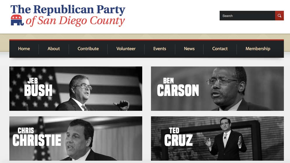 Local Gop Websites Hosted By Firm Led By Democratic Donor