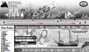 2015 Festival of Sail program (PDF)