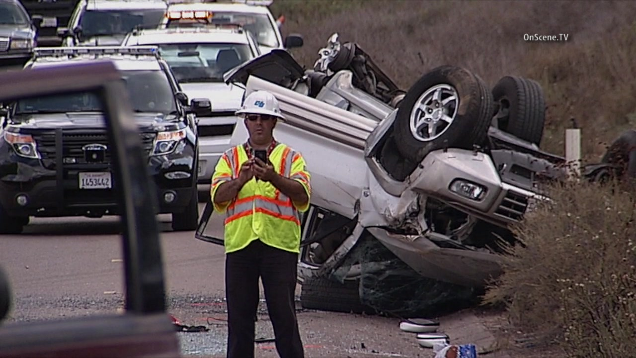 Carmel Car Accident
