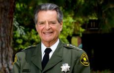 San Diego County Sheriff Bill Kolender. Courtesy sheriff's department