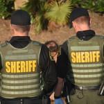 Deputies arrest a suspected gang member
