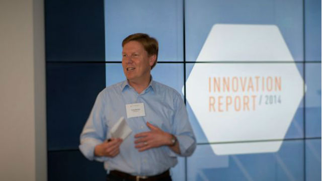 CONNECT President and CEO Greg McKee. Courtesy CONNECT