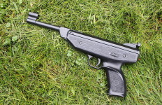 Gun. Courtesy of Wikimedia Commons.