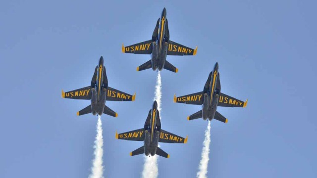 Jets Will Thunder Over San Diego In Annual Miramar Air