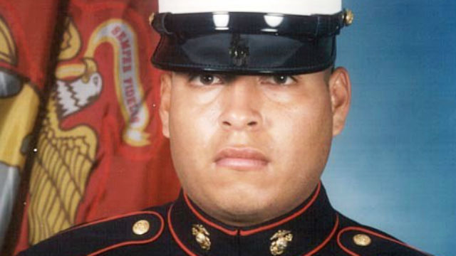 Sgt. Rafael Peralta. Marine Corps photo
