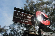 The Ché Café at UC San Diego. Photo via Wikimedia Commons
