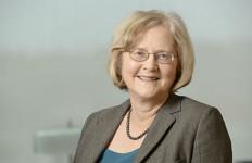 New Salk Institute president Elizabeth Blackburn. Photo by Elizabeth Blackburn Rob Searcey