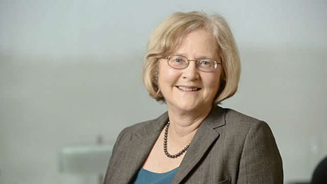 New Salk Institute president Elizabeth Blackburn. Photo by Elizabeth Blackburn Rob Searcey