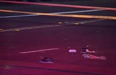 The scene of the accident in Escondido. Courtesy of OnScene.TV