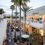 Fashion Valley mall in San Diego.