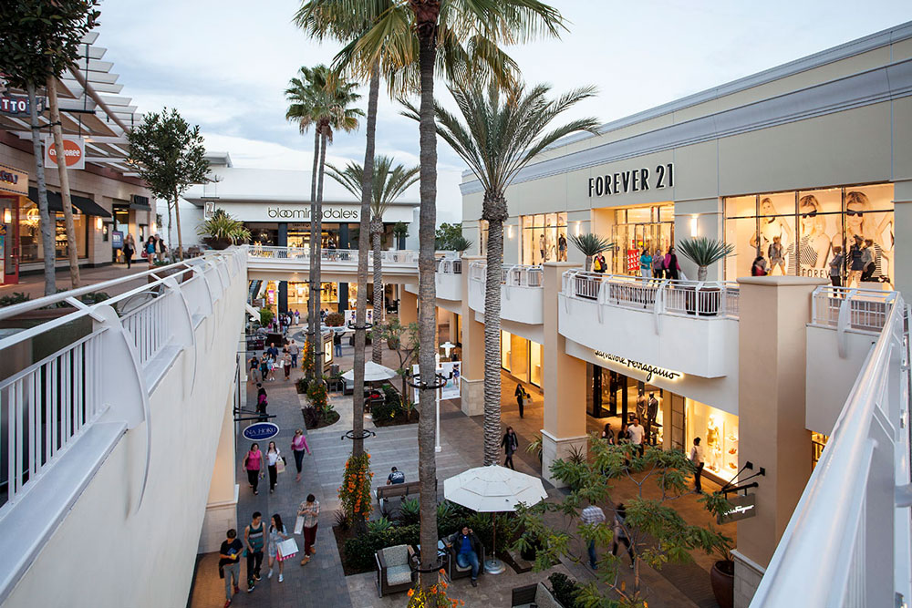 Fashion Valley Mall New Stores