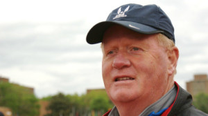Garry Calvert, top javelin coach. Photo via javelincoach.com