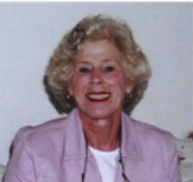 Author Jean Ferris in a photo from her website.