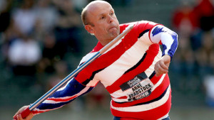 Roald Bradstock, three-time British Olympian. Photo via zimbio.com