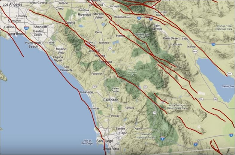 california fault map with With Private Gift Scripps Keeps Open Critical Earthquake  Work on Earthquake Southern California Yucca Valley Desert Hot Springs 408529295 additionally About The Osa Peninsula besides San Pablo Reservoir besides With Private Gift Scripps Keeps Open Critical Earthquake  work as well Faults names1.