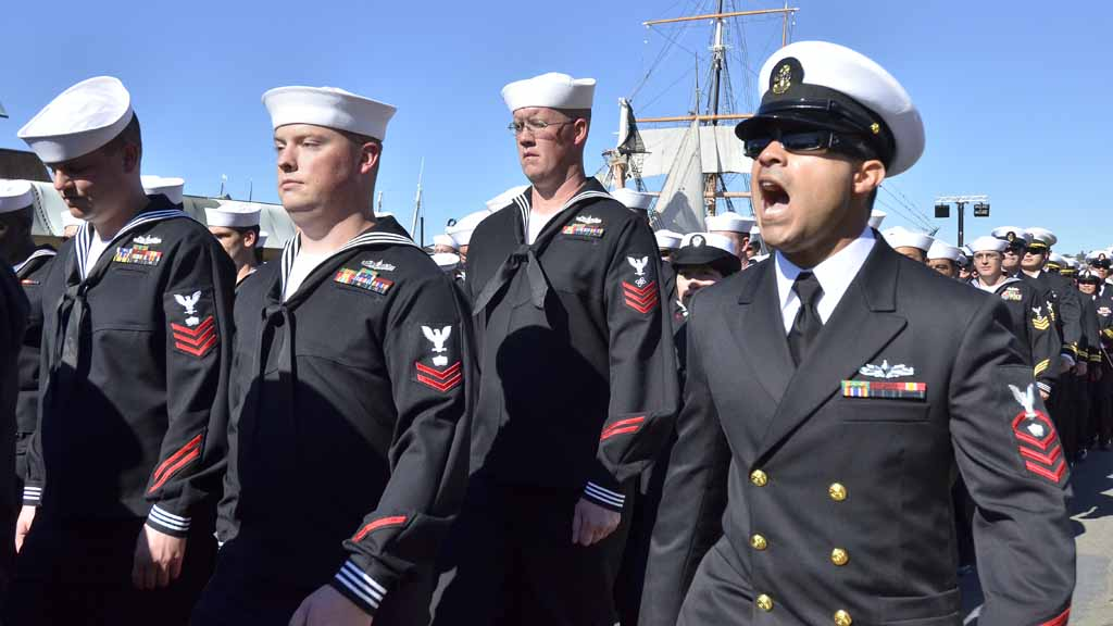 Image result for veterans day parade san diego