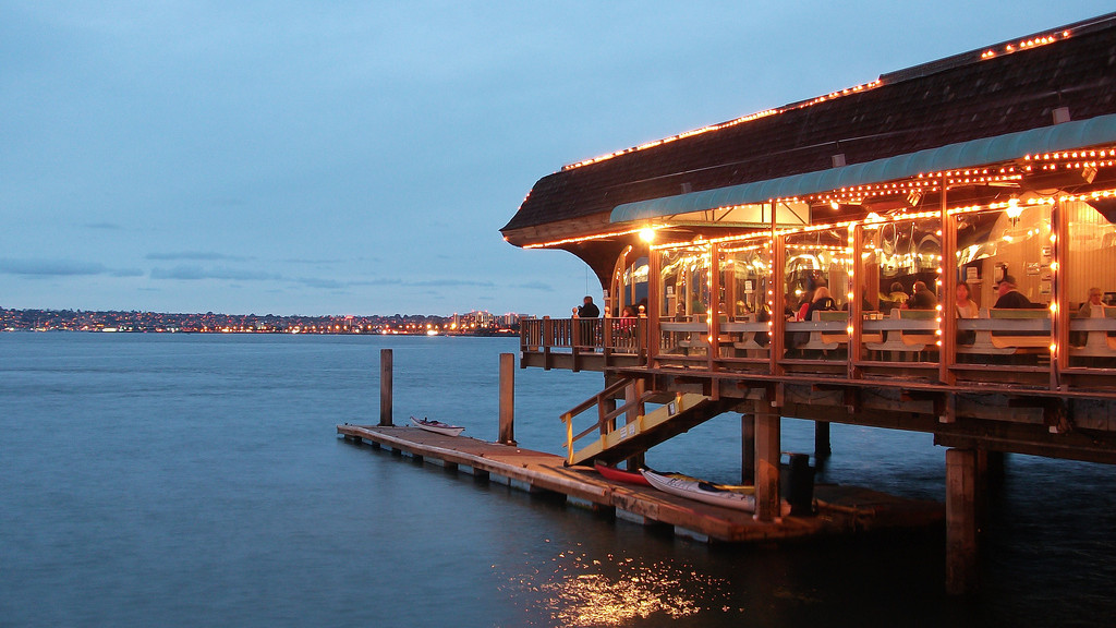 Port board of commissioners to consider renovation of for Anthony s fish grotto san diego