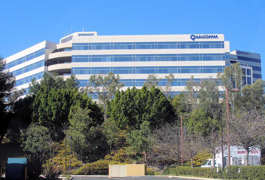 Qualcomm reportedly target of foreign takeover bid