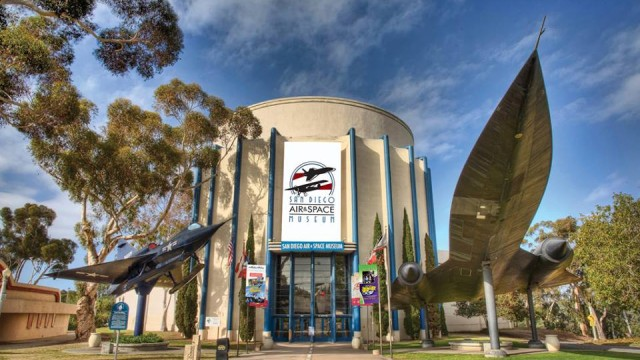 Photo courtesy of San Diego Air & Space Museum