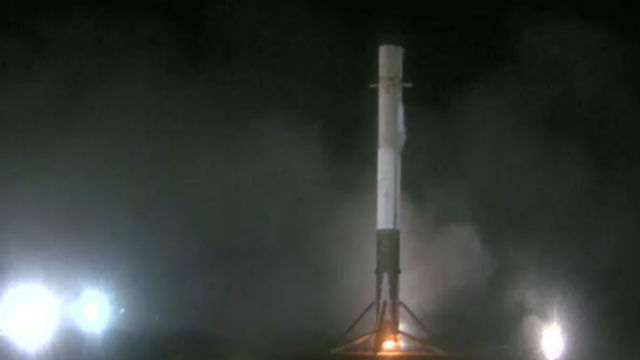 falcon 9 booster - photo #37