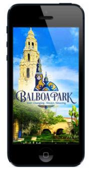 Guru's Balboa Park app