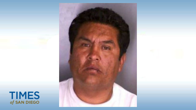 Juan Garcia who is wanted in connection with an Escondido murder. Courtesy San Diego Sheriff