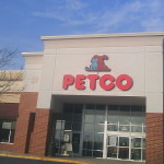 A Petco store