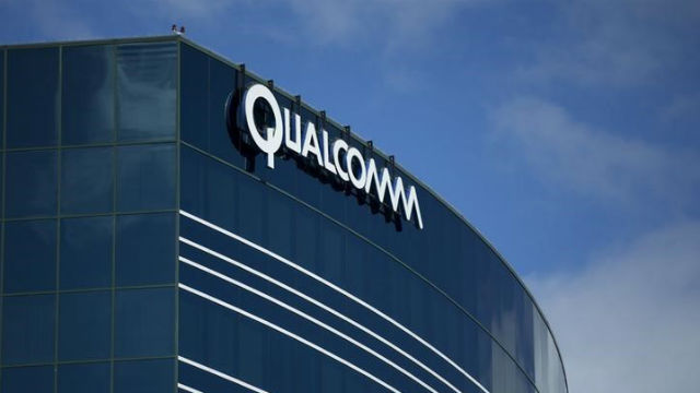 Qualcomm's headquarters in Sorrento Valley. Photo via Reuters