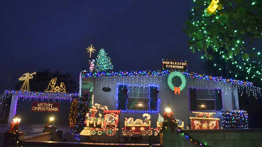 holiday hill on stadler street in la mesa is a favorite photo by chris stone