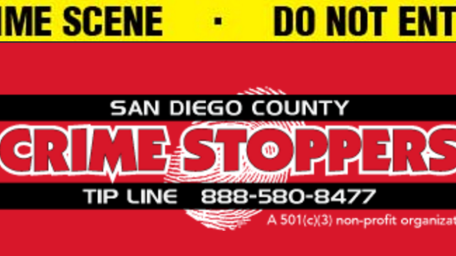 Image from Crime Stoppers.
