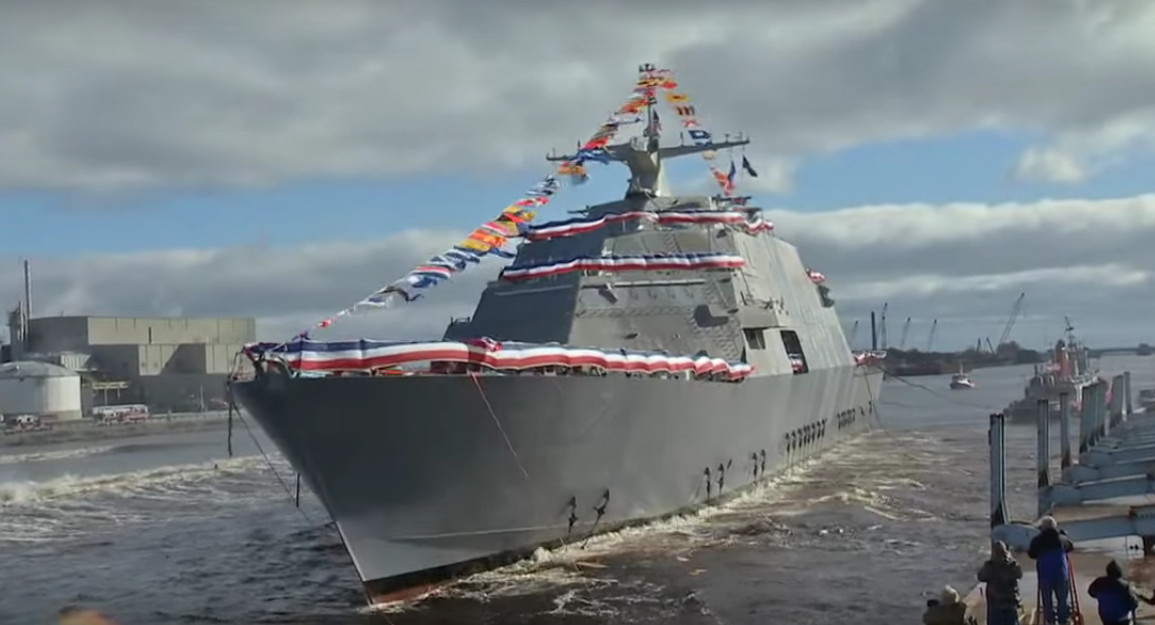 Navy sends 2 new littoral combat ships to san diego for Jewelry making classes san diego