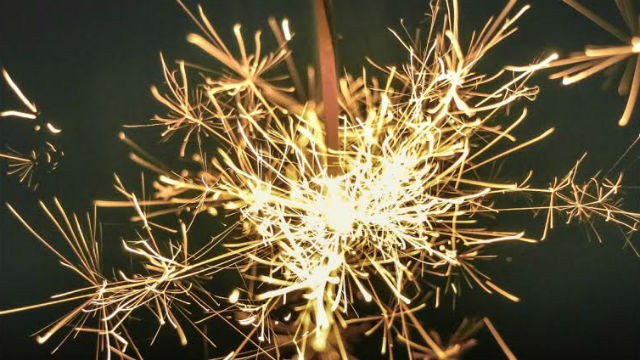 These 10 ideas will ensure you have a sparkling New Year's Eve.