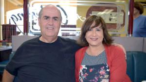 Deli founders Zvika and Debbie Akin. Photo by Donald Harrison
