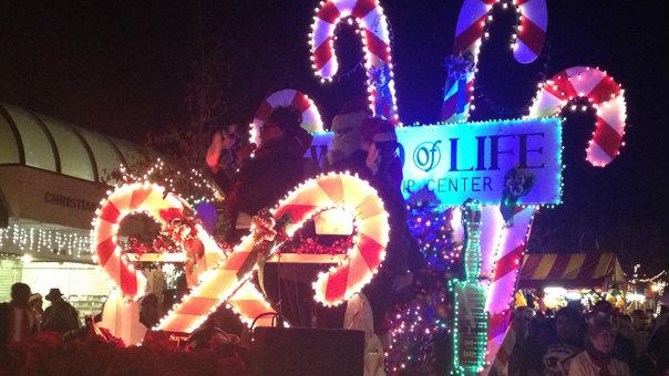 La Mesa's Christmas in the Village. Courtesy photo