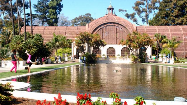 Balboa Park Botanical Building Photo By Chris Stone