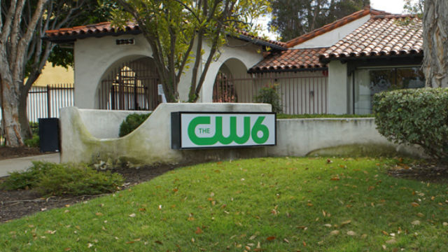 Entrance to CW6 business office in Kearny Mesa. Courtesy of the station