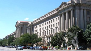 EPA headquarters in Washington. Photo via Wikimedia Commons