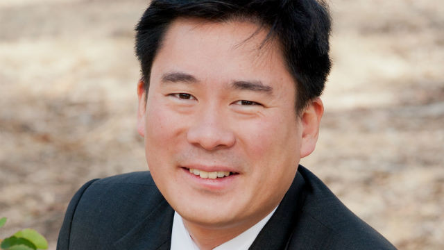 Haney Hong of the San Diego County Taxpayers Association.