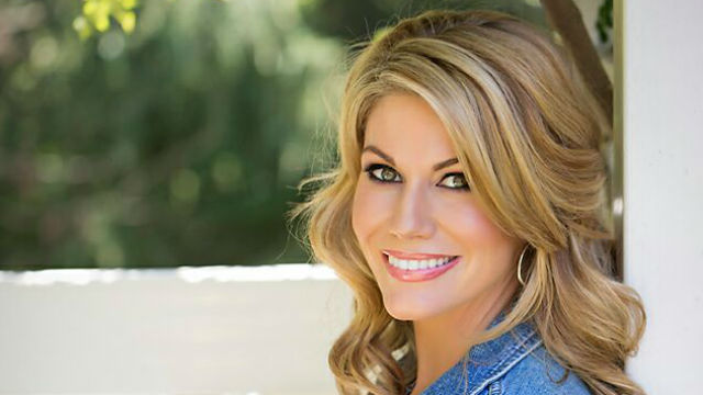 Poway native Heather Myers returns to KFMB/Channel 8.