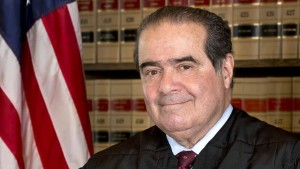 Justice Anthony Scalia. Photo via Wikimedia Commons