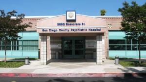 San Diego County Psychiatric Hospital. Photo via governmentjobs.com