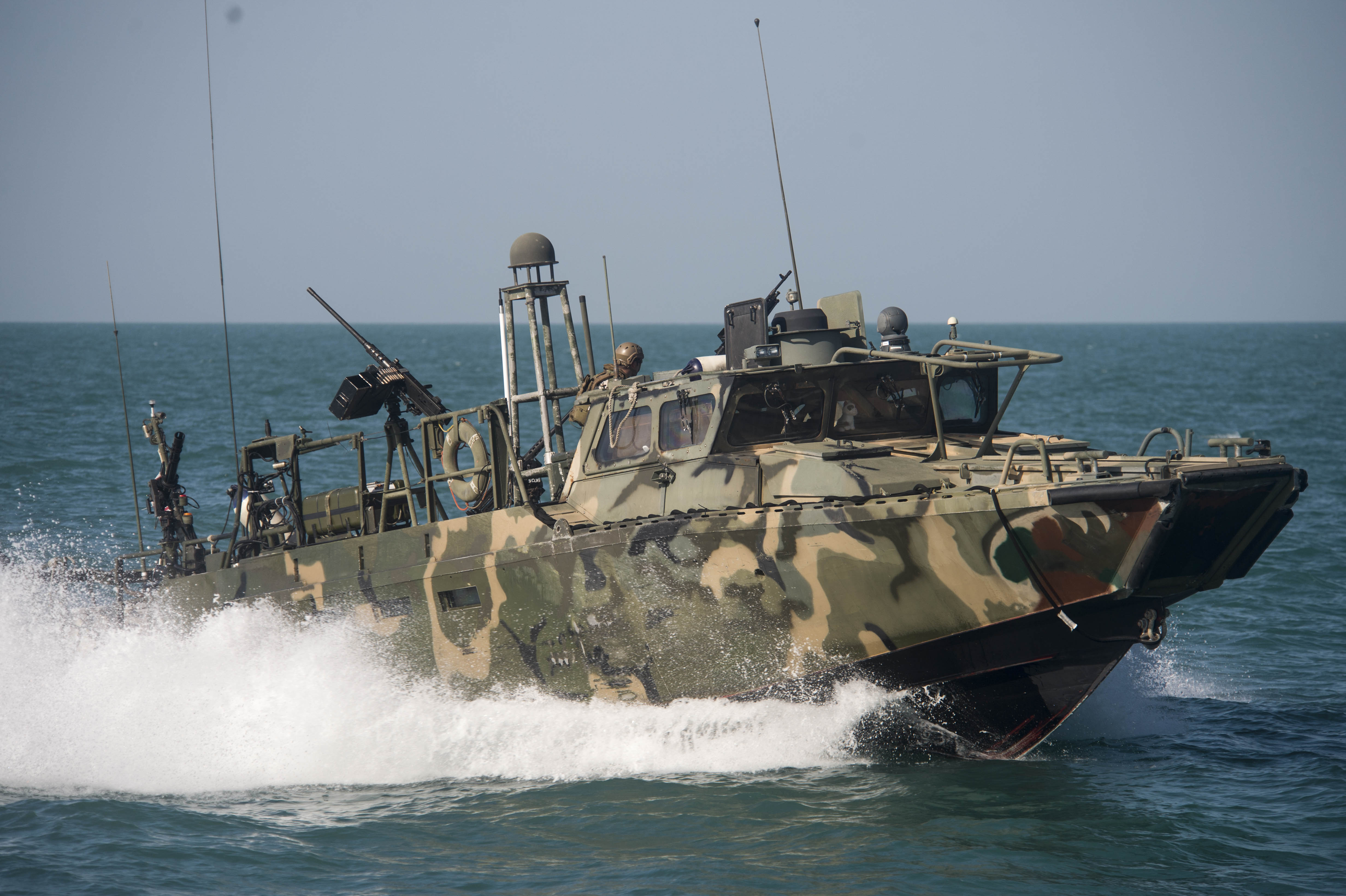 Navy Officer Relieved of Duty in January Iran Boat Seizure - Times ...