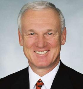 Ron Roberts Headshot