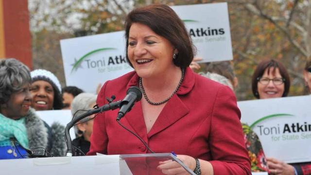 Toni Atkins