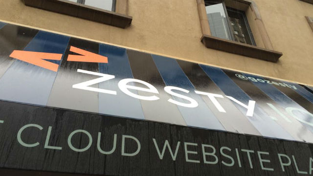 The Zesty.io office in downtown San Diego.