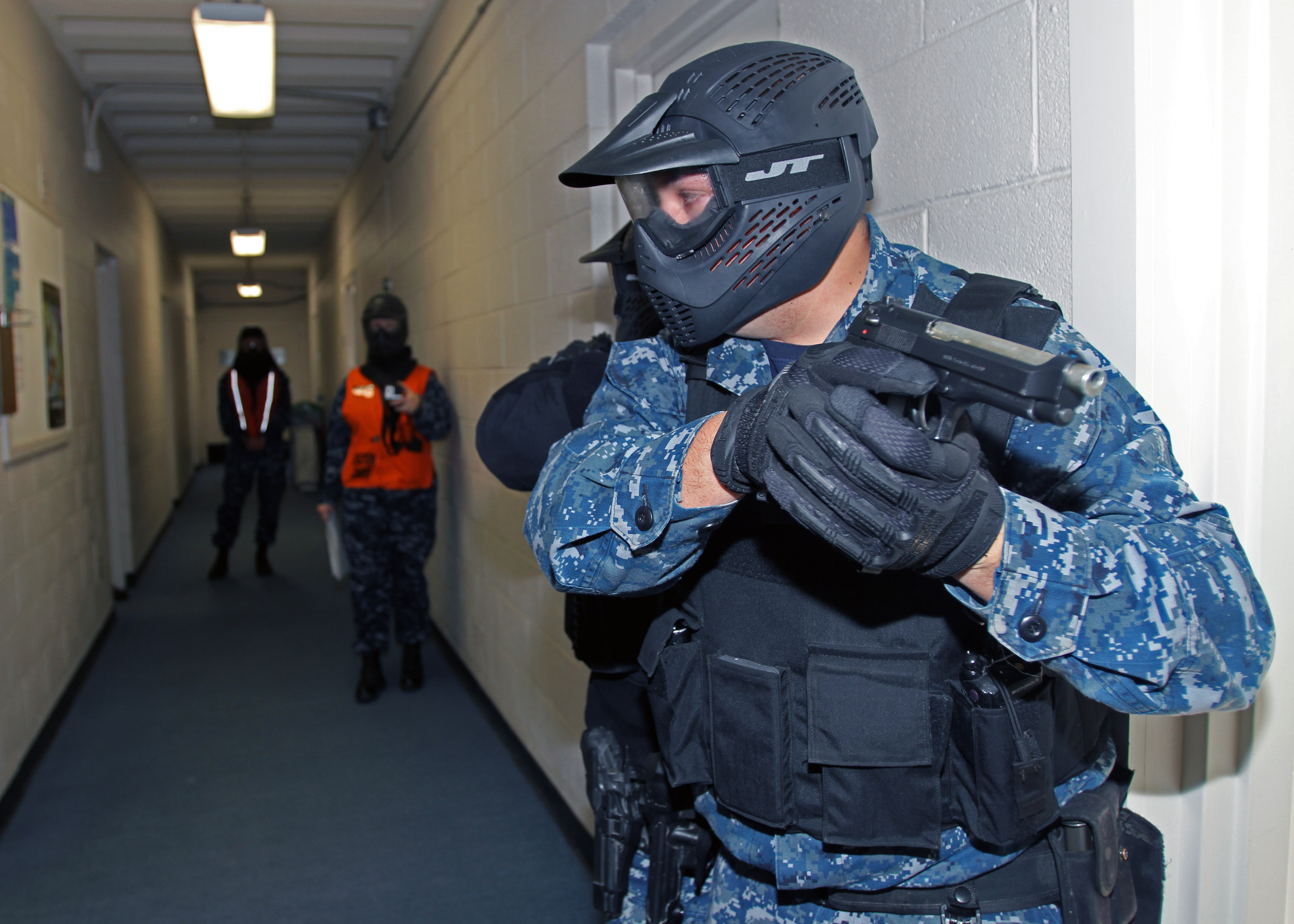 us navy master at arms